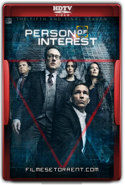 Person of Interest 5 Temporada HDTV