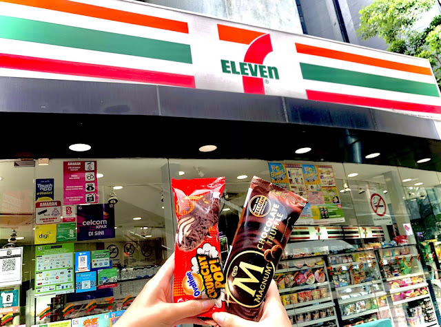 Limited Edition Magnum Chocolate Truffle and Wall's Ovaltine Crunchy Pop  Now Available at 7-Eleven