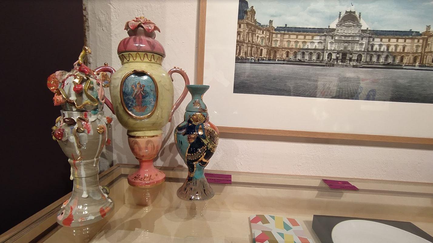 céramiques de Luisa Maisel - Artiste à Lyon