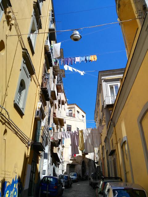 Vicolo-Rione Sanità-Napoli