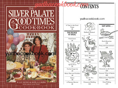 THE SILVER PALATE - GOOD TIMES COOKBOOK