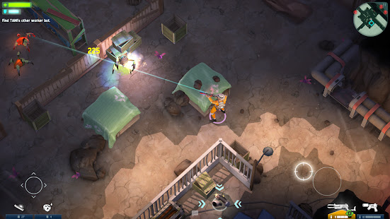 Free Download Space Marshals APK 1.3.2