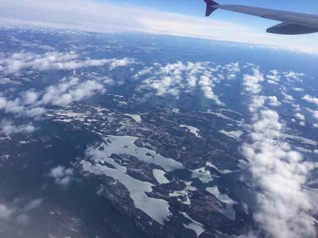 Travels/ Podróże – Finland/Finlandia part 1 – Turku