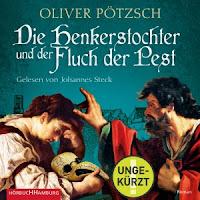 Cover:  Die Henkerstochter und der Fluch der Pest - Oliver Pötzsch