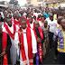 FAIBLE MOBILISATION POUR LA MARCHE DES LAÏCS CATHOLIQUES HIER À KINSHASA