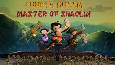 CHHOTA BHEEM AND THE MASTER OF SHAOLIN