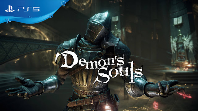 demon's souls remake 2020 distortion2 twitch streamer unlocks secret door mystery penetrator armor set ps5 exclusive action role-playing game bluepoint games from software sony interactive entertainment