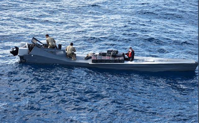 MUNDO: Guardia Costera desembarca en Florida más de 2.100 kilos de drogas incautadas.