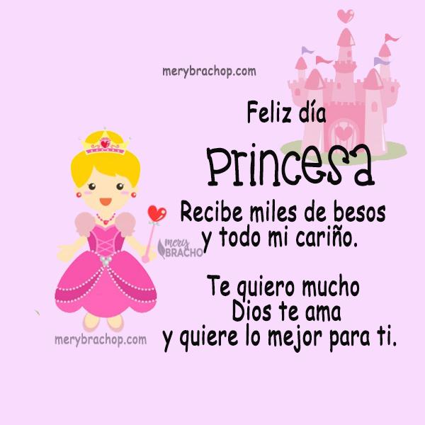 frases princesa linda en sucumpleaños