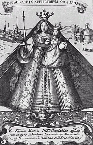 maria zuflucht der sünder predigt