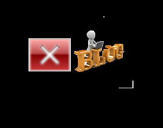 8 Kesalahan yang sering dilakukan Oleh blogger pemula