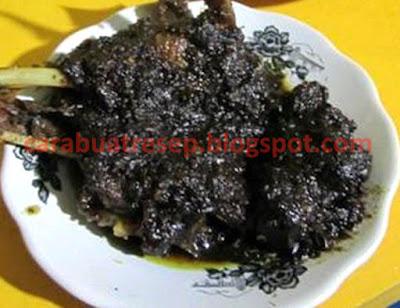 Foto Resep Bebek Goreng Madura Bumbu Hitam Pedas Sederhana Spesial Asli Enak