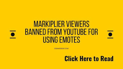 Markiplier Viewers Banned From YouTube For Using Emotes