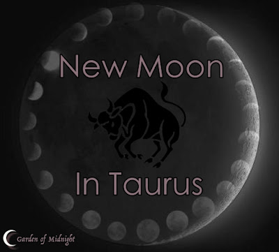 new moon taurus lunar phases