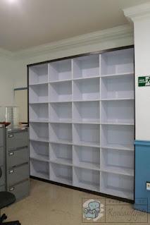 Lemari Arsip Untuk Kantor PLN Provinsi + Furniture Semarang