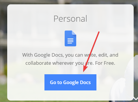 go-to-google-docs-page