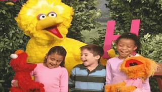Sesame Street 4115