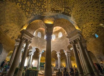 Il Mausoleo di Santa Costanza e la Basilica di Sant'Agnese fuori le Mura - Visita guidata Roma