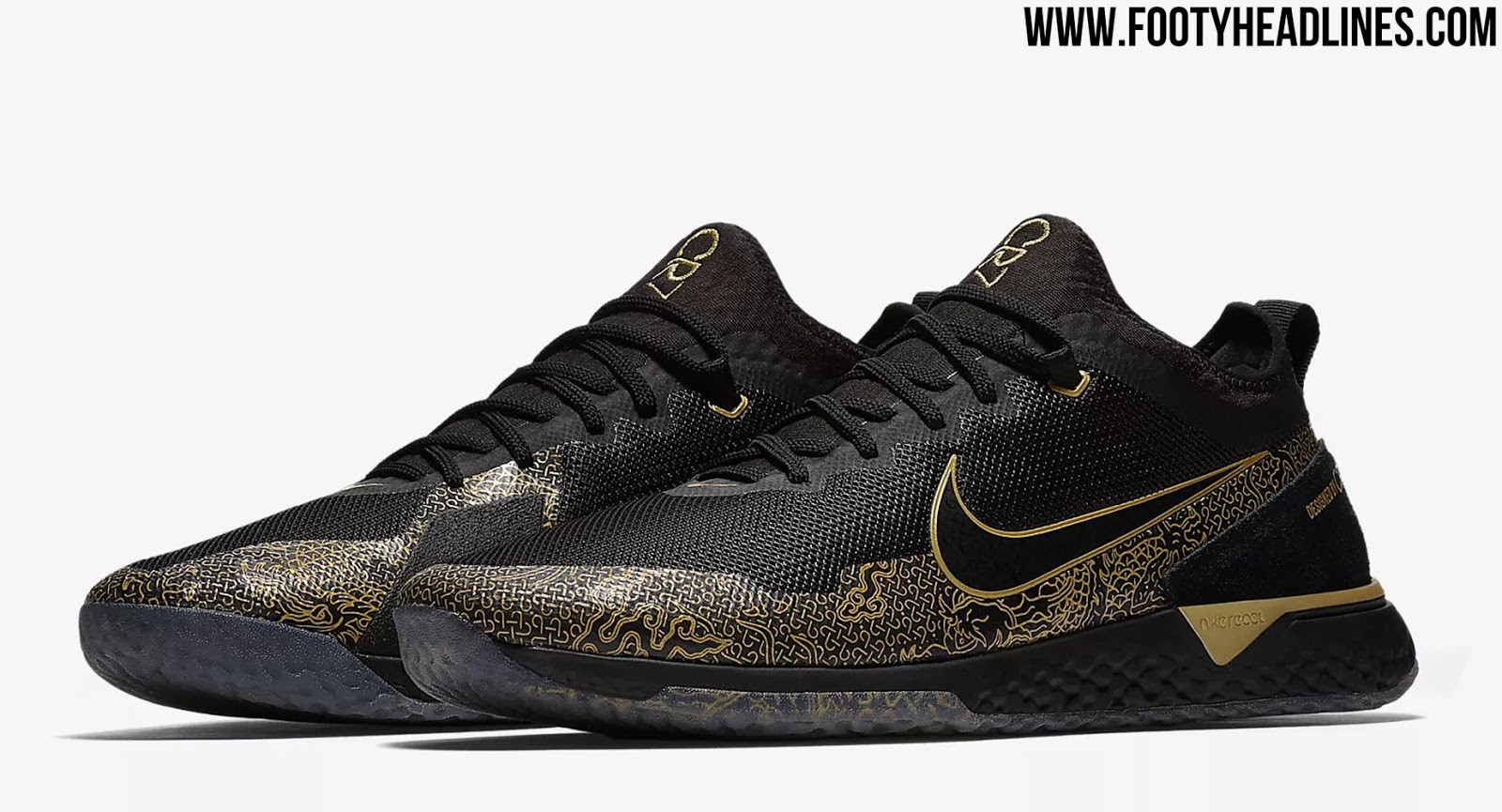 99c2844dad6bd ... free trainer 5.0 fc barcelona edition 0ce0f 95e42 coupon nike react fc  cr7 black metallic gold 7c711 cd705 ...