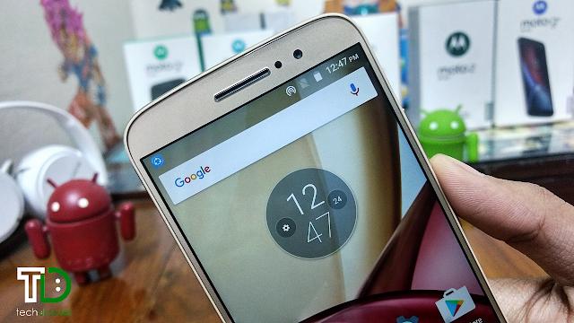 Motorola Moto M Unboxing! - TechDroider