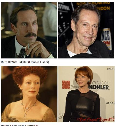 Inilah Tampang Pemeran Film 'Titanic', Bagaimana Perubahan