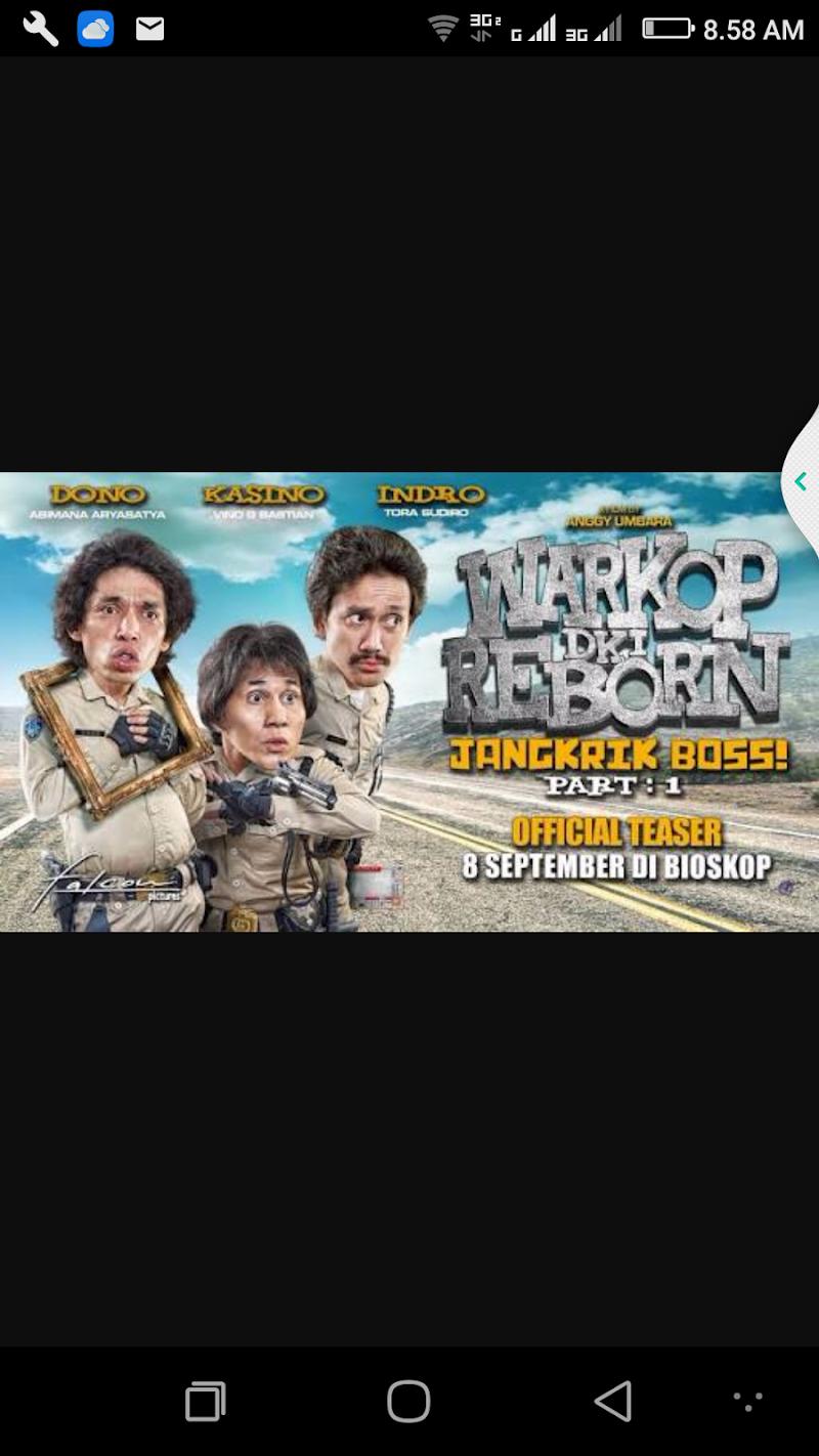 """Review Film: Cerita Warkop DKI Reborn """"Jangkrik Bos"""" Part 1"""