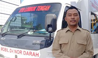 UPTD Lombok Tengah Ajak Masyarakat Ikut Andil Donor Darah Melalui Program Goes to Village