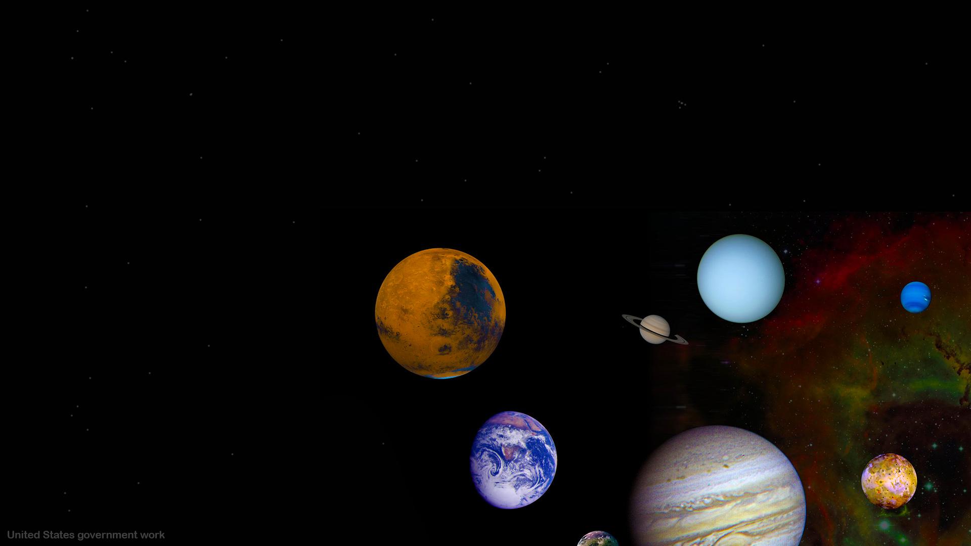 29+ Planet Background Pics