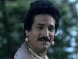 Actor Vilas Raj in Vikram Betal