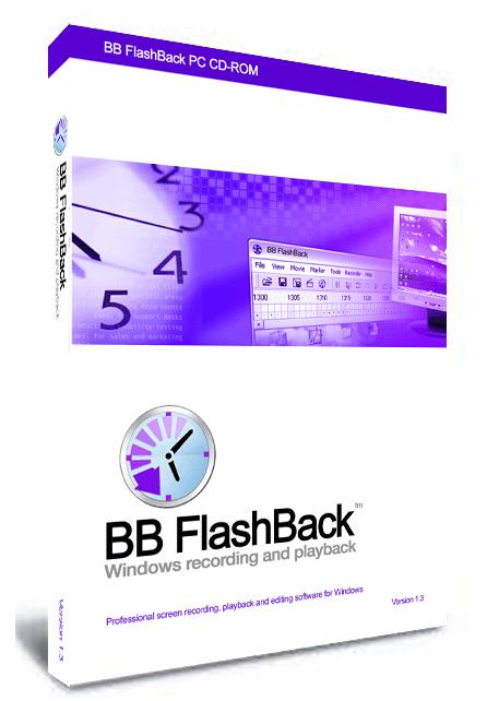 Free Download BB Flash Back Pro (Screen recorder) + Crack