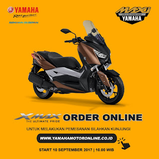 penjualan motor 250cc september 2017