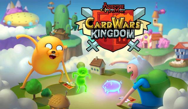 Guerra de cartas: el Reino