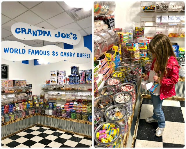Want to experience a little childhood nostalgia during your visit to Butler County? Then be sure to add a stop to Grandpa Joe's Candy Shop in Middletown, Ohio to your travel itinerary!