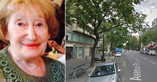 85-Летняя Еврейка Пережила Холокост, Но Антисемиты Убили Её В Парижской Квартире