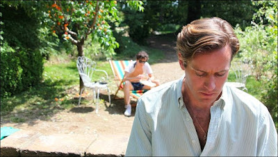 Escena de 'Call me by your name'