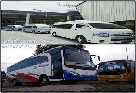 Harga Sewa Bus Pariwisata Medan
