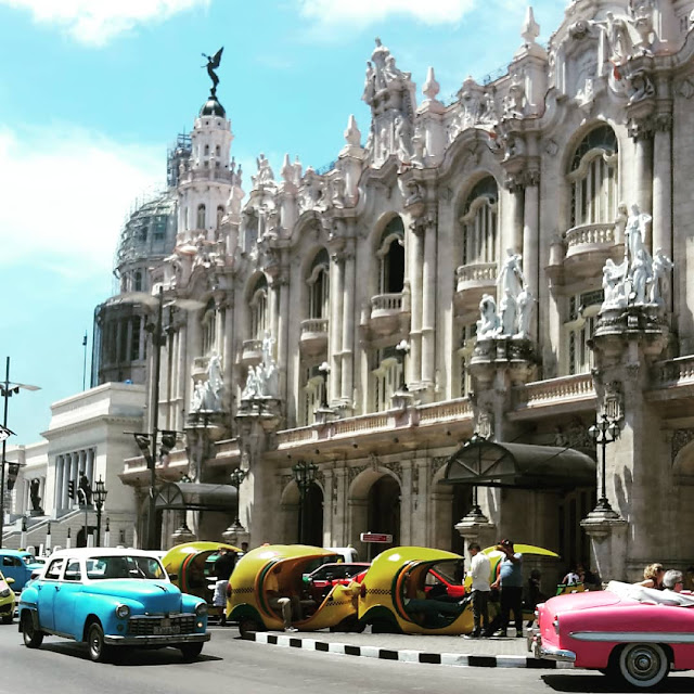 Theatre - Havana, Cuba
