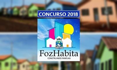 Concurso FOZHABITA de Foz do Iguaçu-PR 2018