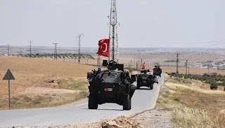 Tentaranya Tewas, Turki Luncurkan Serangan Di Suriah Utara