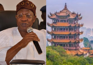 Lai Mohammed - Nigeria's leaving in Chinese city unwilling to come home after been affected by Coronavirus