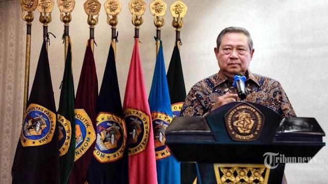 Soal UU ITE, SBY: Jangan Main Ciduk, Diajari Dulu ini Boleh ini Tidak Boleh