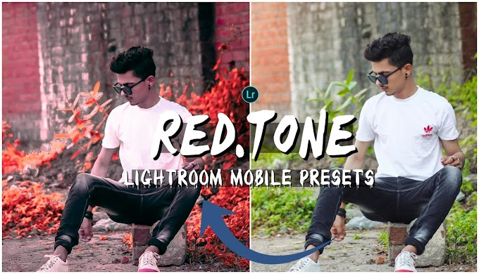 Red tone Preseta Free Download|Coolphotoediting presets free download
