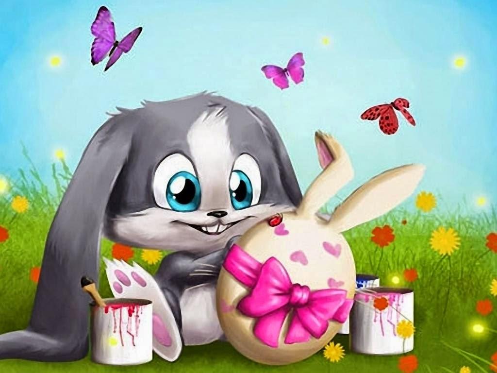 slike za uskrsne čestitke Pozadine za desktop   Životinje: Zeko boja Uskrsno jaje, čestitka  slike za uskrsne čestitke