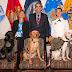 Facility Dog 'Shetland' Helps Next Generation of Health Care Providers