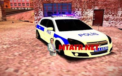 Opel Astra Polis