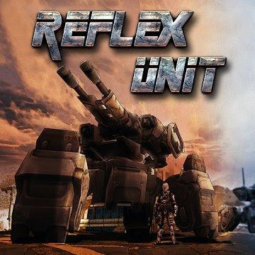 Reflex Unit (MOD, God Mode/All Unlocked) APK Download