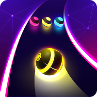 Dancing Road: Colour Ball Run! Mod Apk ( A Lot Of Lives/Gold/Diamonds)