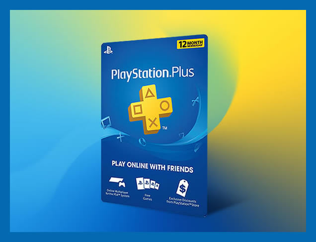 Playstation Plus Discount Offer For 12 Month Subscription