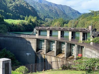 中之条ダム