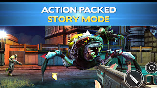 Strike Back Elite Force FPS Mod v1.41 Apk Unlimited Money + Energy